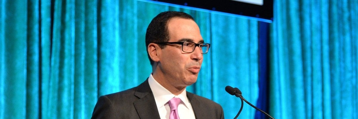 Trump's Treasury pick appears to be part of a federal investigation