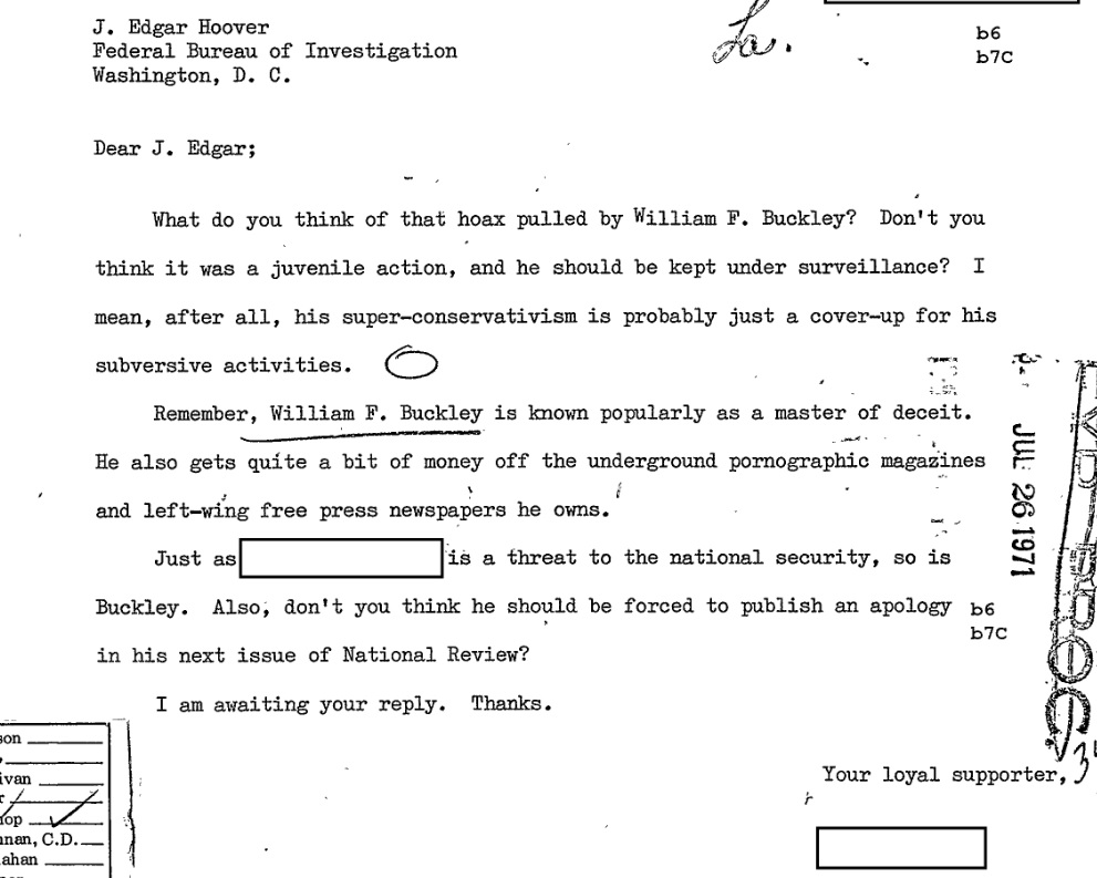Ask Hoover: The FBI was the pre-internet era's answer to