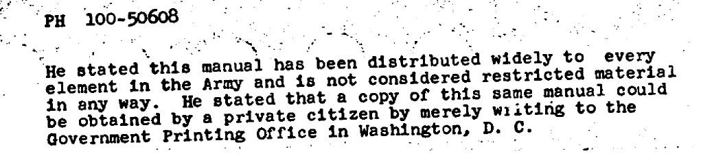 Abbie Hoffman FBI file Public Records Anybody