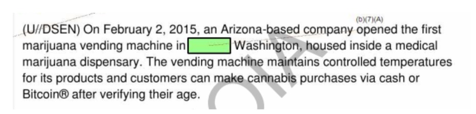 dubious research remains marijuana s fiercest opponent bull muckrock also provided in the release was dictionary of terms related to the dea s operation breakthrough and their summaries of legalization efforts in d c