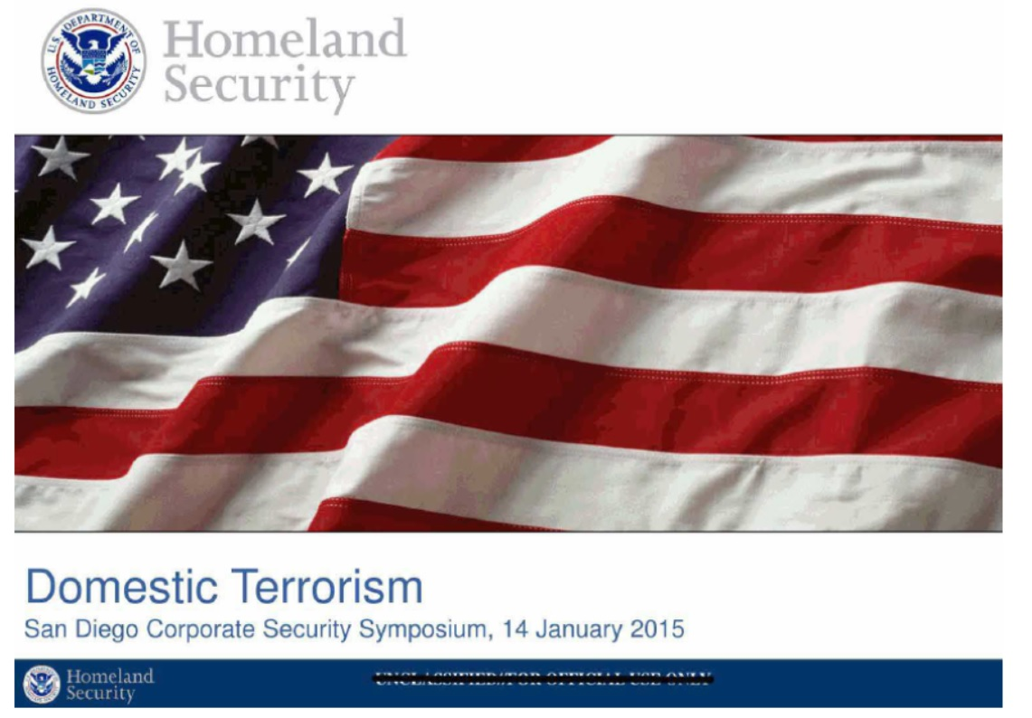 homeland and corporate security From in homeland security during the cold war, it was common to discuss the various forms of socialism and communism the intelligence community was well aware of this, and analysts were often well-versed in the communist manifesto.